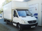 MB SPRINTER 515 CDI, BOX+LIFT, 150 HP