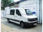 VW CRAFTER 35 TDI, DUBL.CABINE, L2H1, 6 PERSON, KLIMA, 163 HP,