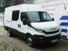 IVECO DAILY 35C15, 3.0, DUBL.CABINE, L2H2, KLIMA, 7 PERSON, 146 HP