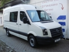 VW CRAFTER 35 TDI, DUBL.CABINE, L2H2, KLIMA, 6 PERSON