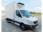 MB SPRINTER 516 CDI, BOX, FRIGO, CARRIER XARIOS 300, KLIMA