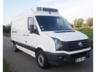 VW CRAFTER 35 TDI, L2H2, FRIGO, 136 HP
