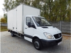 MB SPRINTER 513 CDI, BOX+LIFT