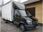 MB SPRINTER 516 CDI, BOX+LIFT, KLIMA, 160 HP