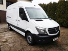 MB SPRINTER 316 CDI, L2H2, KLIMA, 160 HP, 2 X SIDE DOORS