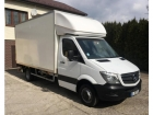 MB SPRINTER 514 CDI, BOX+LIFT, KLIMA
