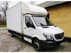 MB SPRINTER 513 CDI, BOX+LIFT, KLIMA