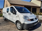 RENAULT TRAFIC 2.5 dci, DUBL.CABINE, L2, LONG, 145 HP, 6 PERSON, KLIMA